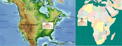 Package route